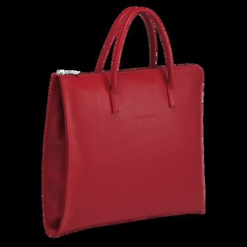 Le Foulonné 公事包 S, 紅色