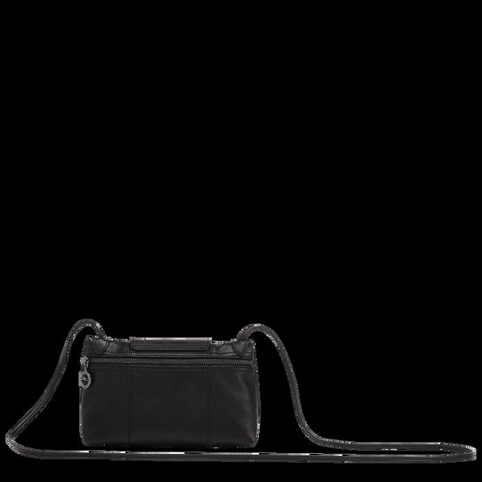 Crossbody bag, Black/Ebony - View 3 of  5 - zoom in