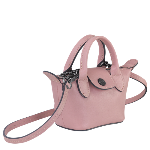 Crossbody bag XS, Antique Pink - View 2 of 4 -