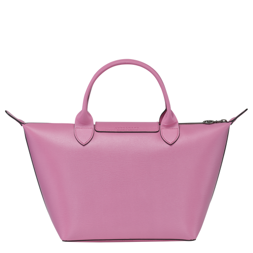 Le Pliage Cuir Handtasche S, Pfingstrose