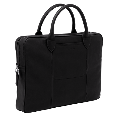 Parisis Briefcase, Black