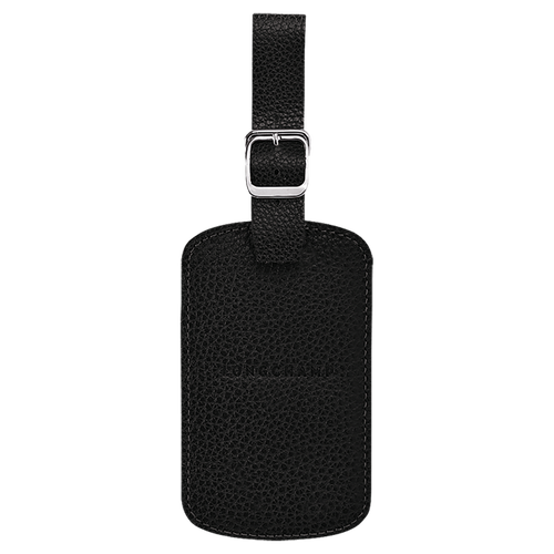 Luggage tag, Black, hi-res - View 1 of 1