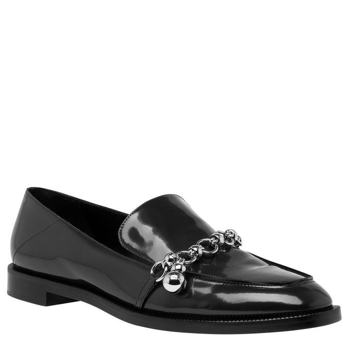 Loafers, Black/Ebony - View 2 of  3 - zoom in