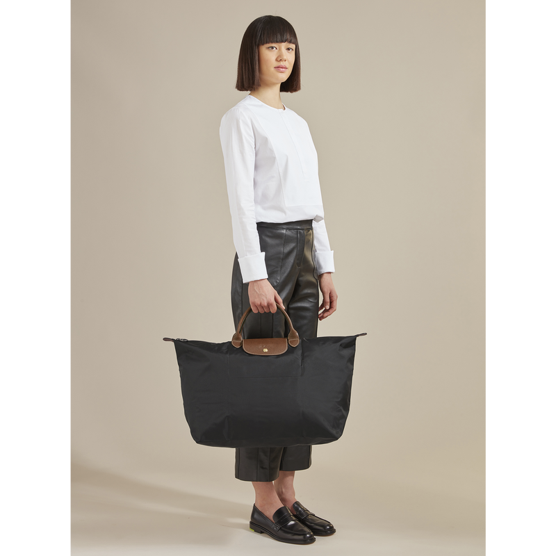 Le Pliage Travel bag L, Paper