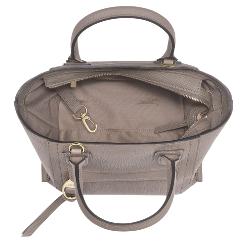 Top handle bag S, Taupe - View 4 of  4.0 -