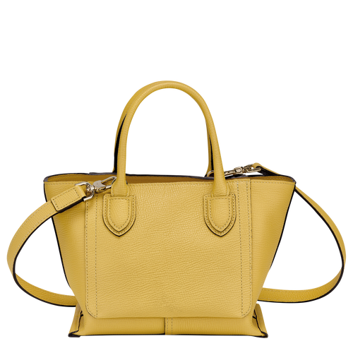 Top handle bag S, Yellow - View 3 of  3 -