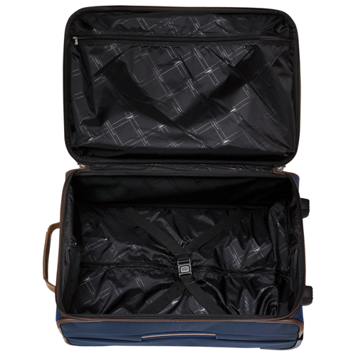 View 3 of Kleine Koffer mit Rollen, Blau, hi-res