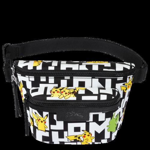 Belt bag M, Black/White - View 1 of  2 -