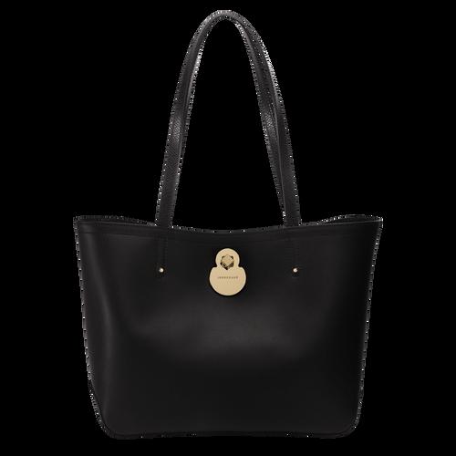 View 1 of Shoulder bag, 001 Black, hi-res