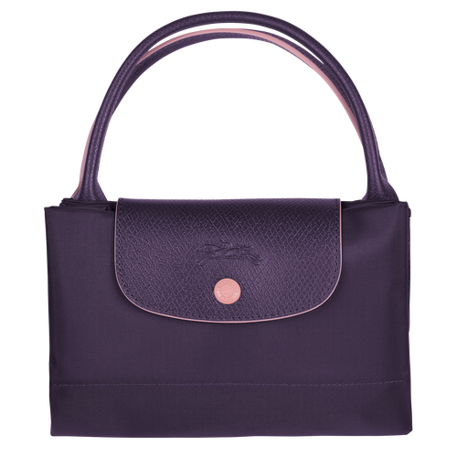 Top handle bag M, Bilberry - View 4 of  5 -
