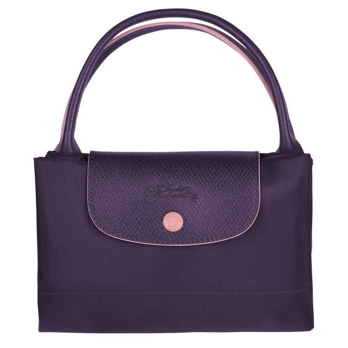 Top handle bag M, Bilberry - View 4 of  5 - zoom in