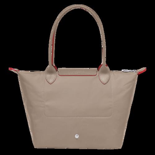 View 3 of Shopping bag S, Bruin, hi-res