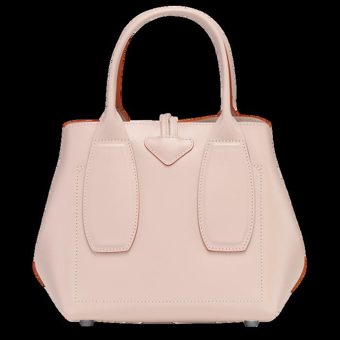 Roseau Top handle bag, Powder