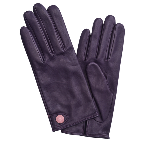 Ladies' gloves, Bilberry - View 1 of  1 -