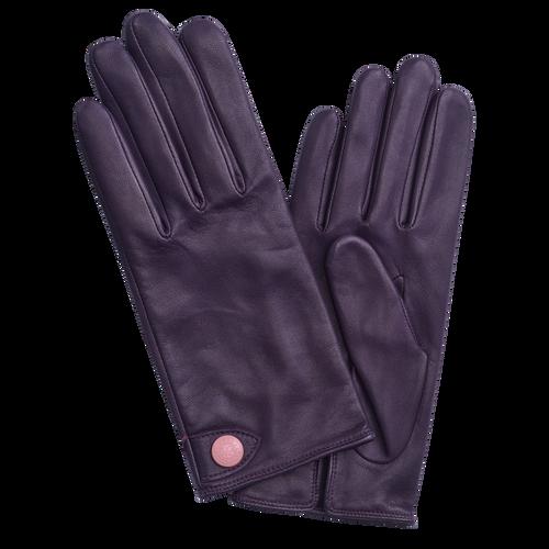 Damenhandschuhe, Heidelbeere - Ansicht 1 von 1 -