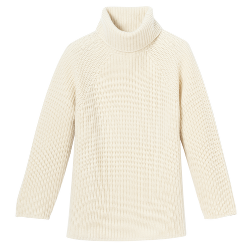 Spring-Summer 2021 Collection Pullover, Ivory