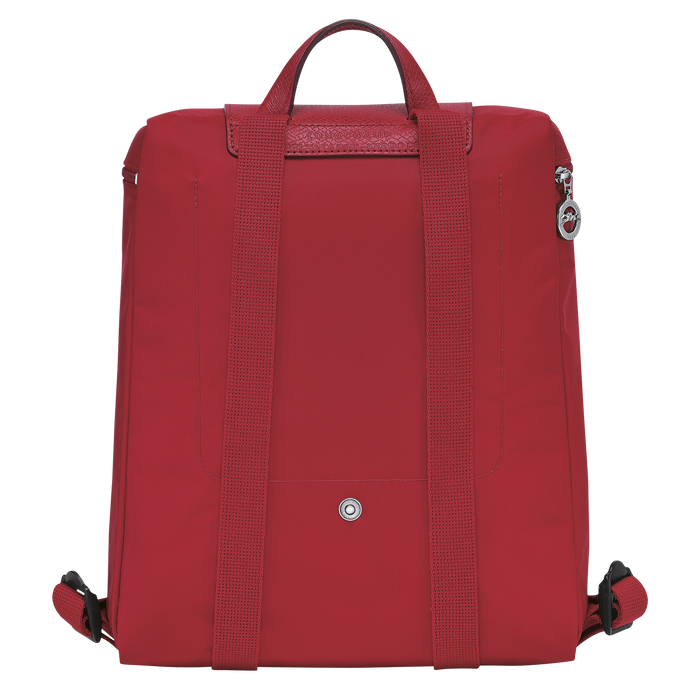Le Pliage Club Backpack, Red