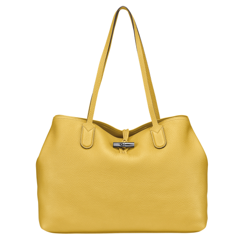 Shoulder  bag L, Yellow - View 1 of  4 -