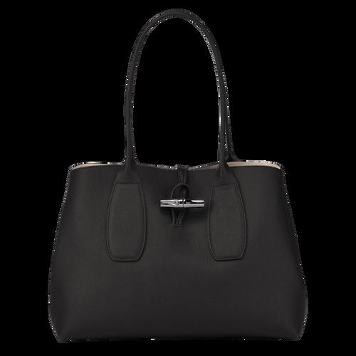 View 1 of Shoulder bag, Black, hi-res
