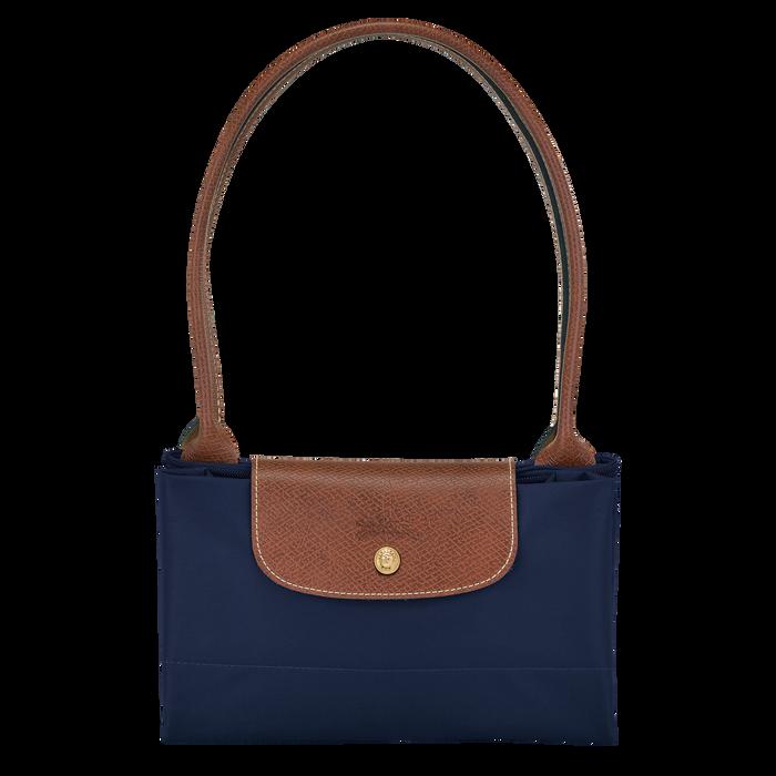 Le Pliage Original Shoulder bag L, Navy