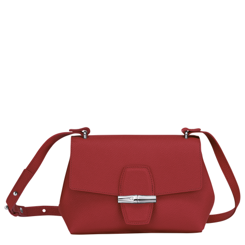 Roseau Crossbody bag S, Red