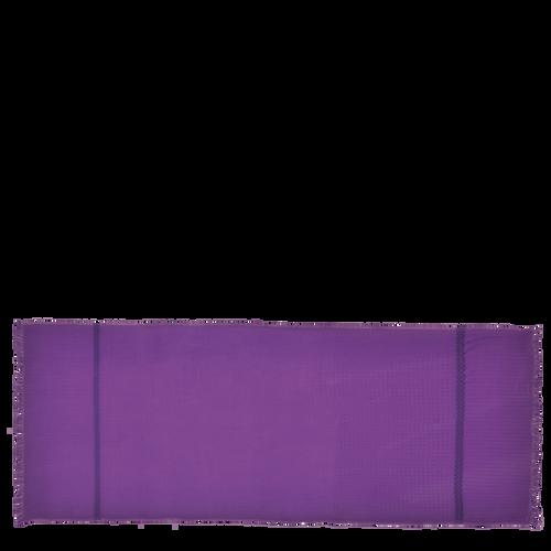 Schal, 527 Violett, hi-res