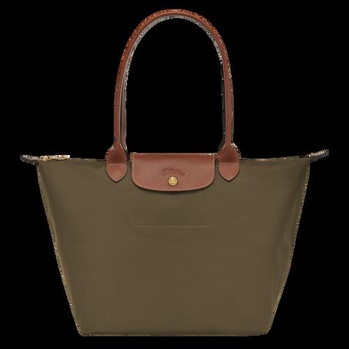 Shoulder bag L, Khaki - View 1 of  4 -