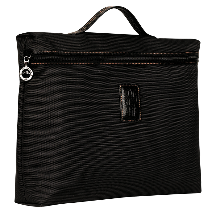 Briefcase, Black, hi-res - View 2 of 3