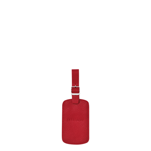 Luggage tag, Red, hi-res - View 1 of 1