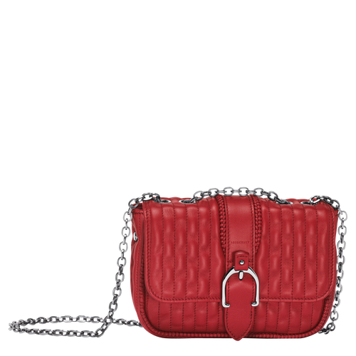 Crossbody bag XS, Red, hi-res - View 1 of 3