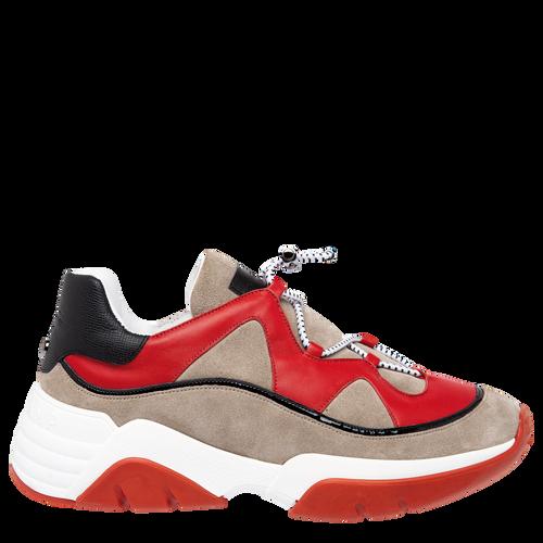 Sneaker, Mohnblumenrot - Ansicht 1 von 5 -