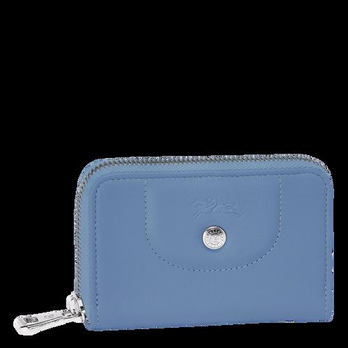 Coin purse, A30 Blue Mist, hi-res