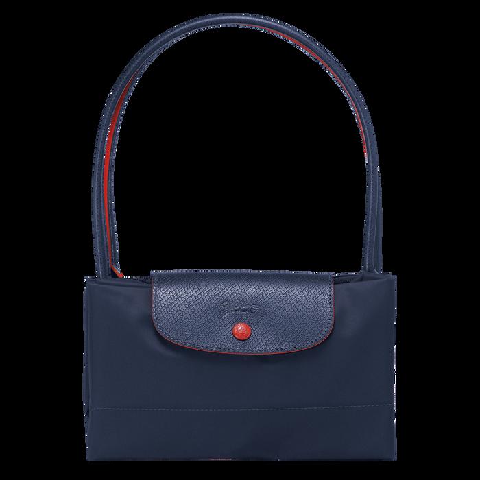 Shoulder bag L, Navy - View 4 of  5 - zoom in