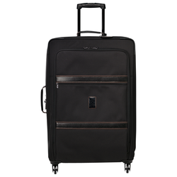 Wheeled suitcase L, 001 Black, hi-res