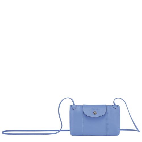 Crossbody bag, Blue, hi-res - View 1 of 3