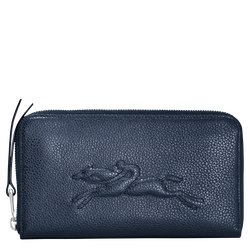 Zip around wallet, 556 Navy, hi-res
