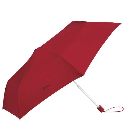 Retractable umbrella, Red - View 1 of  1 -