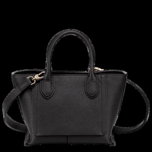 Mailbox Top handle bag S, Black
