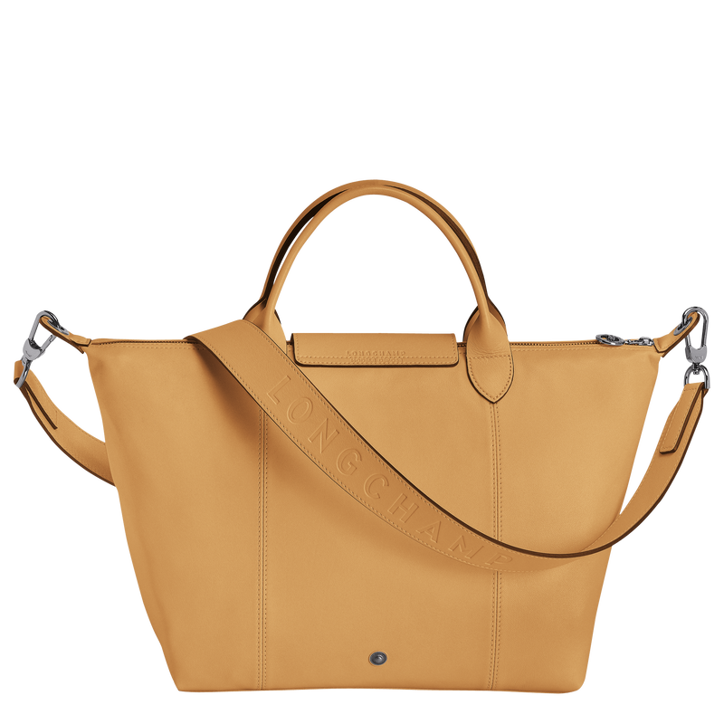 Top handle bag M, Honey - View 3 of  4 - zoom in