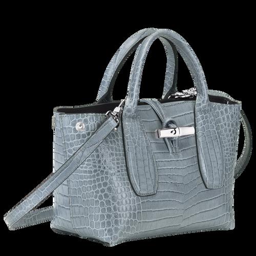 Top handle bag S, Sage - View 3 of  4 -