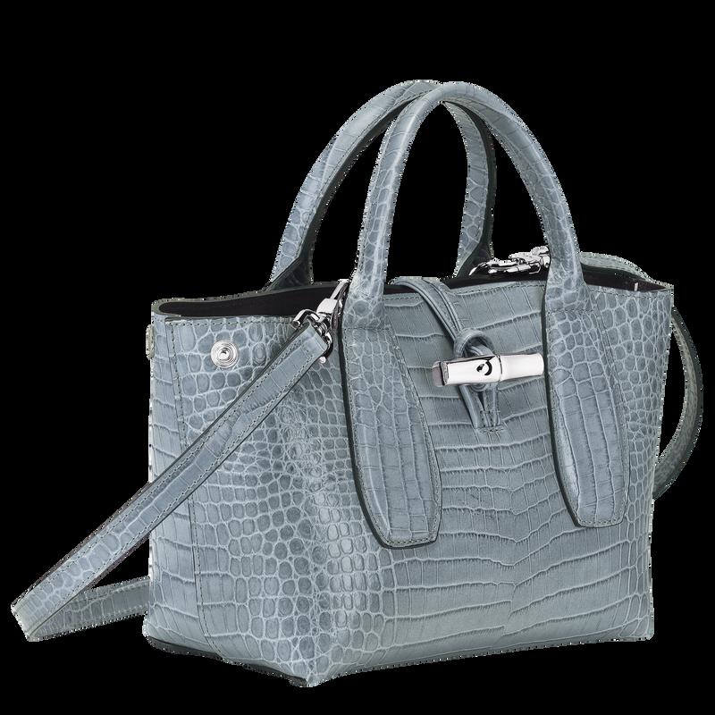 Top handle bag S, Sage - View 3 of  4 - zoom in