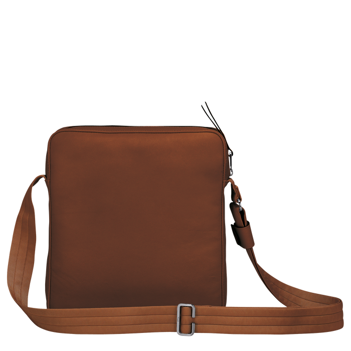 Crossbody bag M, Cognac - View 3 of  3.0 - zoom in
