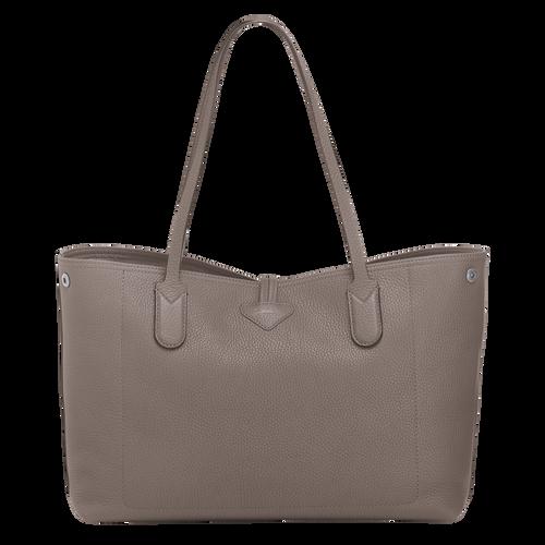 View 3 of Essential Tote bag M, Grey, hi-res