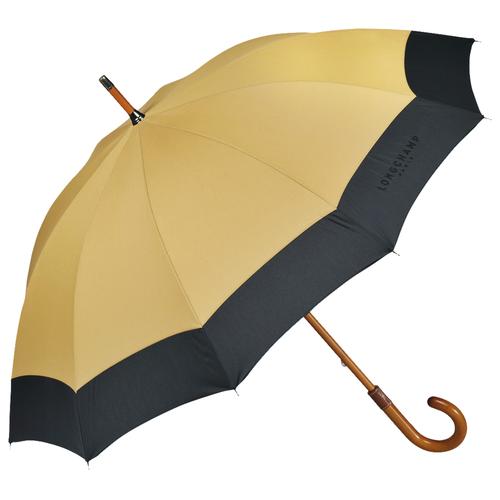 Parapluie, Noir/Beige, hi-res - Vue 1 de 1