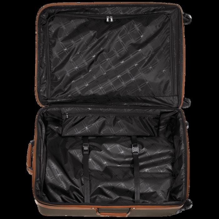 Koffer L, Braun - Ansicht 3 von 3 - Zoom vergrößern