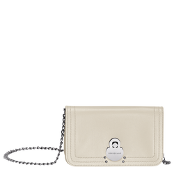 Geldbörse mit Kette, D92 Clay, hi-res