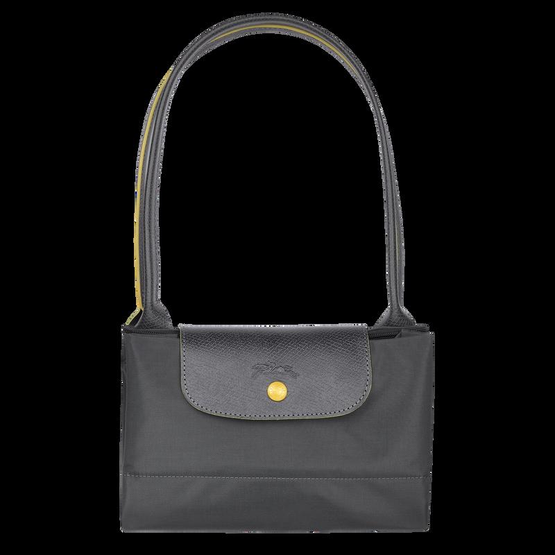 Shoulder bag L, Gun metal - View 4 of  5 - zoom in