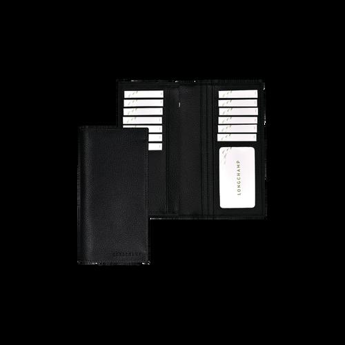 View 1 of Long wallet, 047 Black, hi-res