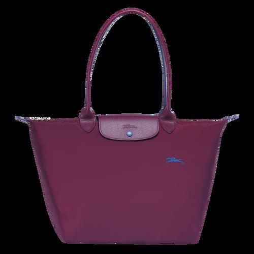 Shoulder bag L, Plum, hi-res - View 1 of 3