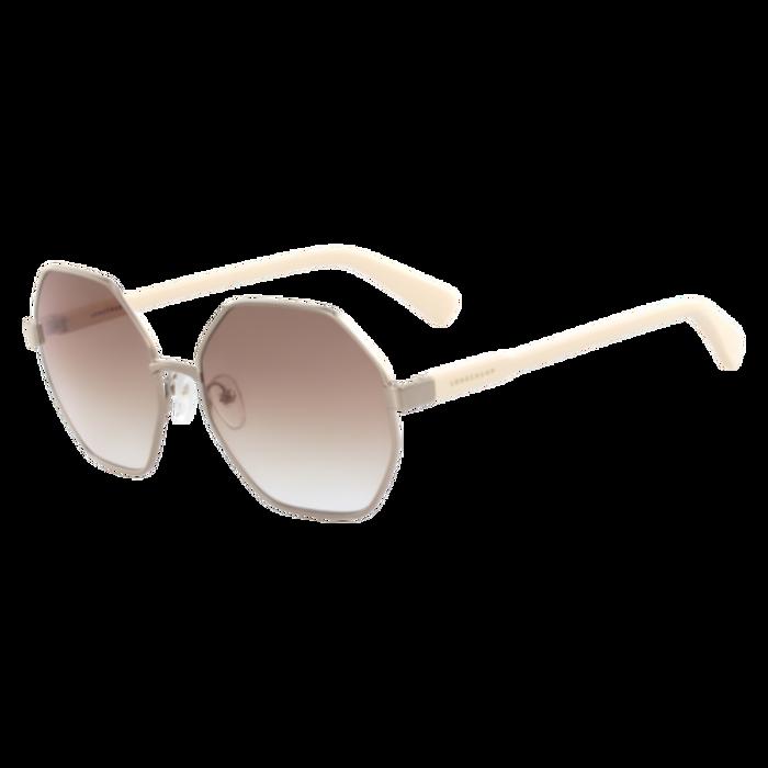 Brille Sonnenbrillen, Gold